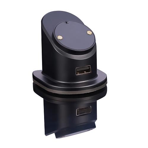 Pitta Studio Mouse Powerplay Wireless Charging for Logitech G403 G502 Lightspeed G703hero G903 Lightspeed and PRO Wireless Gaming Mice Hand Rest Aluminum Metal