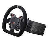 SIMAGIC M10 Direct Drive Steering Wheel Simulator Racing Gaming Wheel for Horizon 4 / Euro Truck / DIRT / GTS / PS4 (Double Clutch D Steering Wheel + Direct Drive Base)