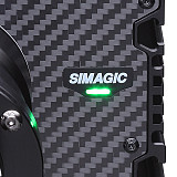 SIMAGIC M10 Direct Drive Steering Wheel Simulator Racing Gaming Wheel for Horizon 4 / Euro Truck / DIRT / GTS / PS4 (Double Clutch GT4 Steering Wheel + Direct Drive Base)