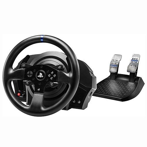 THRUSTMASTER T300RS Simulator Steering Wheel for Horizon 4/Euro Truck/DIRT/GTS/PS4