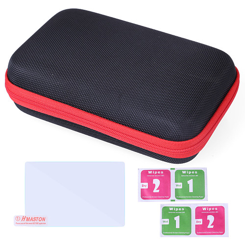 RG351M/RG351P Carrying Case Screen Protector Sets