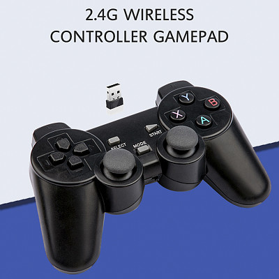 [41500 Games] Super Console X-PRO TV Plug & Play Video Game Console Retro System with 2pcs Wireless Controller - 128GB