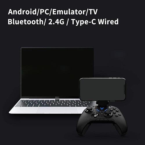Flydigi Apex2 Bluetooth Gamepad Somatosensory Vibration Controller for PC/STEAM/TV/Mobile (Standard Version)