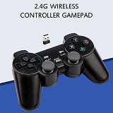 [40000 Games] Super Console X Plug & Play Video Game Console Retro System with 2pcs Wireless Controller - 128GB