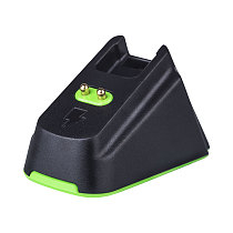 Razer Wireless Mouse Magnetic Dock Mouse Charging Dock Chroma with with Charge Status Anti-Slip Gecko Feet