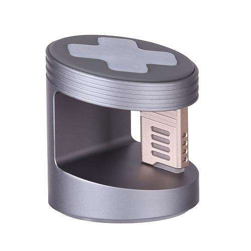 Xikii Studio Wireless Charger Metal Base Stand Desktop Holder for Wireless Phone Charging