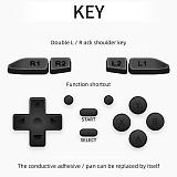 GameKiddy GKDmini 3000 Games Handheld 3.5  IPS Screen Retro Game Console (Metal Version 32G)