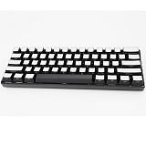 104pcs Keycaps Set OEM Profile Side Printed RGB for nj64/87/96/980/104 Gaming Mechanical Keyboard