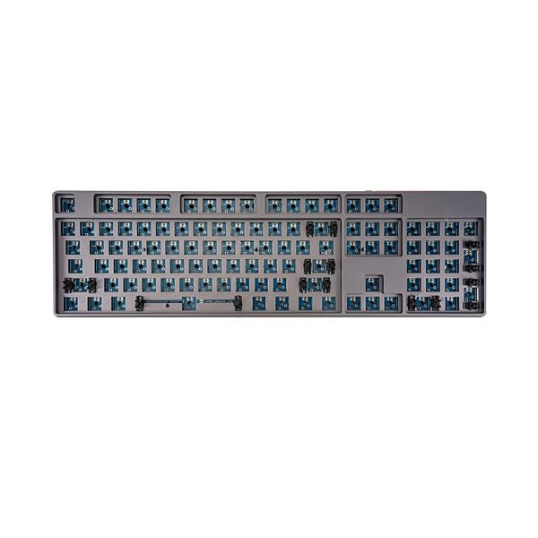 87-Key AWS87CNC DIY All-Aluminum Alloy Customized Mechanical Keyboard Kits