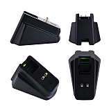 Mouse Charging Dock Chroma for Razer Wireless Mouse Magnetic Dock with Charge Status Anti-Slip Gecko Feet