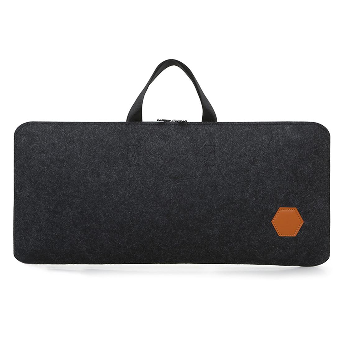 [47x18cm] 104/108 Keys Keyboard Carrying Bag Storage Bag