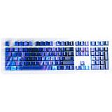 104pcs OEM Profile Keycaps for 87/104 Mechanical Gaming Keyboard