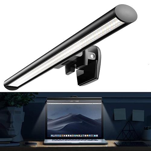 Monitor Screenbar Hanging Light Computer Laptop Desk Lamp Eyes Protection Game Room Decor