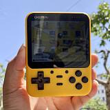 GameKiddy GKDmini 3000 Games Handheld 3.5 IPS Screen Retro Game Console (Plastic Version 32G)
