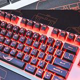 104pcs Matte Keycaps Set ABS RGB for Gaming Mechanical Keyboard