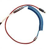 Mechanical Keyboard Cable Type-C USB 1M Custom Handmade RGB Lighting