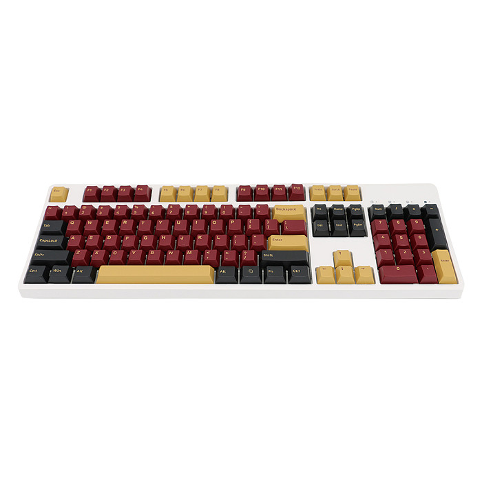 Original Height Double Color PBT keycaps Customized Mechanical Keyboard Keycaps for GH60/68/87/96/104