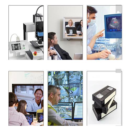 Creative Video Capture Card AV PCI E DVR Card