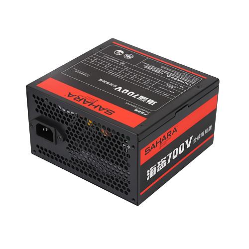 Full Module ATX PC Power Supply Server PSU Rated 500W Max 750W 24PIN Corsair 700V Desktop PC Mining PC Power Supply