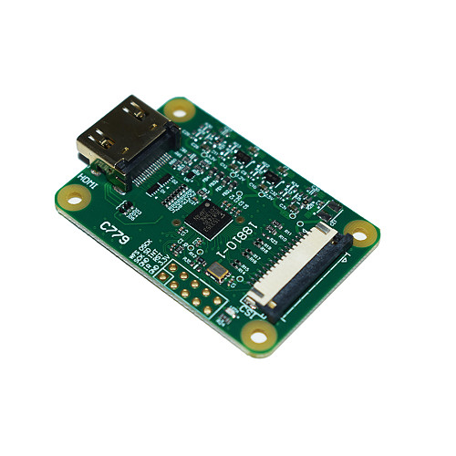 Standard HDMI Compatible CSI2 Adapter Board Input Up To 1080p25fp for Raspberry Pi