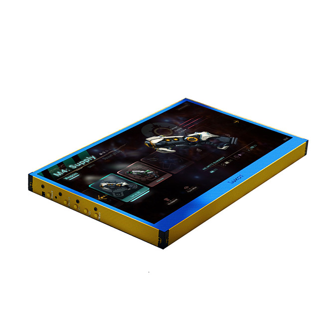 Lukos 17.3 Inches Portable Monitor 4K HDR PS5 Xbox NS Mobile Computer Switch Game Display Screen