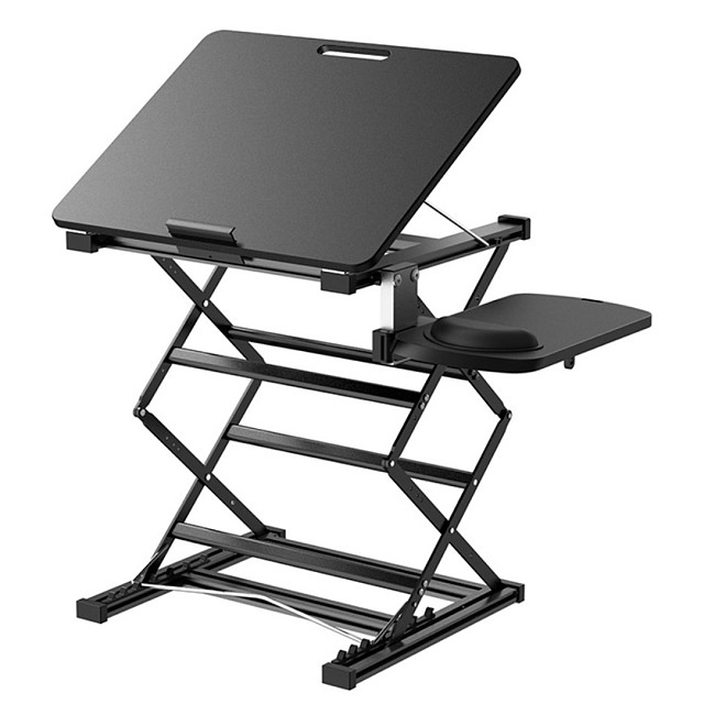 Adjustable Laptop Stand Ergonomic Laptop Holder Riser Portable Foldable Aluminum Notebook Stand for Elevated 10~15.6 Dell /HP /MacBook Air Pro /Lenovo /Chromebook