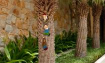 Garden Climbing Dwarf Doll