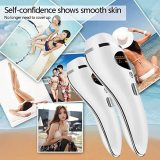 Laser Hair Removal Device, Electric Lady Shaver, Painless Hair Removal Device (white)