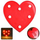 Luminous LED Love Night Light