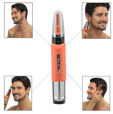 Micro Touch Double-ended Knife, New Portable Nose Hair Clipper for Men, Electric Hair Clipper