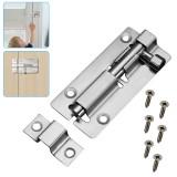 Door Security Slide Latch Lock