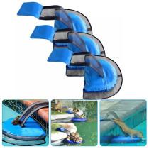 2PCS Swimming Pool Animal Escape Net, Animal Escape Channel, Frog Bird Escape Net, Portable Rescue Tool
