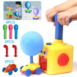 Balloon Powered Cars