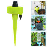 6/12 PCS Automatic Watering Device, Auto Drip Irrigation Watering System, Garden Plants Flower Watering Kits, Household Automatic Waterers with Slow Release Control Valve