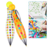 Diamond Painting Accessories Drill Pen, Ergonomic Comfortable to Hold Apply to DIY 5D Diamond Painting Kits for Adults