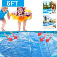 Swimming Pool Insulation Film, Swimming Pool Solar Cover Insulation Film Sunblock UV Protection Pool Dust Cover for Outdoor Swimming Pool Tub