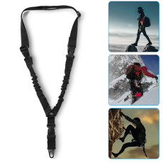 Climbing Rope, Mountaineering Adjustable Rope Climbing, MultiFunction Safe Accessory Cord Durable Climbing Accessories