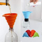 Silicone Collapsible Funnel Set
