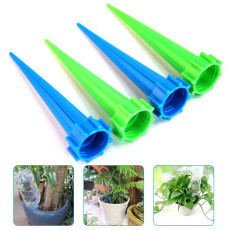 10 PCS Automatic Drip Irrigation Tool, Garden Plants Flower Watering Kits, Self-Watering Device, Adjustable Water