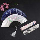 Hand Held Folding Fan,