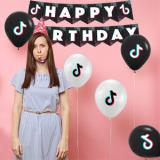 TikTok Birthday Party Decorations