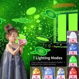 Star Projector Night Light for Kids, Star Night Light with Remote Control, Universe Night Light Projection Lamp for Bedroom, Kids Gift