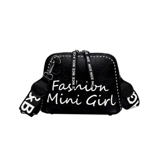 Women Crossbody Bag Tide Shell Bag Wide Shoulder Strap Wild Shoulder Bag_11.14