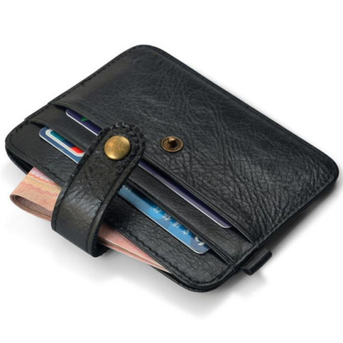 OL Style Mens Wallets Luxury Famous Fashion Men Purse Slim Credit Card Holder Mini Wallet ID Case Purse Bag Pouch