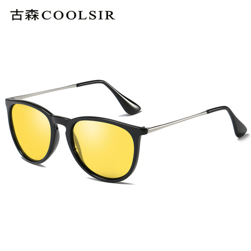 New polarized sunglasses classic retro colorful 4171 anti-glare night vision goggles driving sunglasses