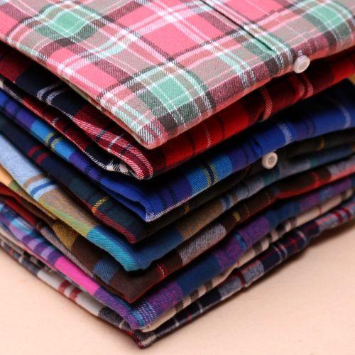 Women's Shirts 2018 Autumn and Winter female shirt plaid shirt women slim long sleeve cotton Blouse top female outerwear
