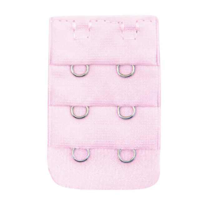 DIY Women Soft Comfortable Bra 2 x 3 Hooks Extender Strap Adjustable Extension  Increase your Intimates size