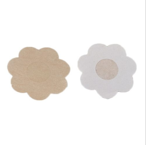 CINOON 10pcs/lot Flower Adhesive Nipple Covers Pads Body Breasts Stickers Disposable Milk Paste Anti Emptied The Chest Paste Bra