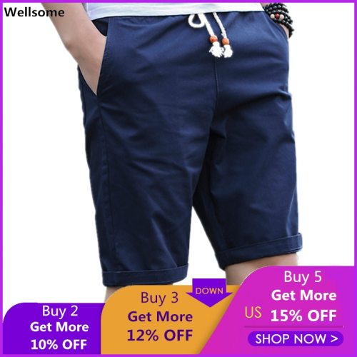 Slim Fit Casual Shorts Mens Fashion Brand Boardshorts Men Shorts Quick Dry Bermuda Casual Jogger Plus Size M-5XL Dropshipping 09