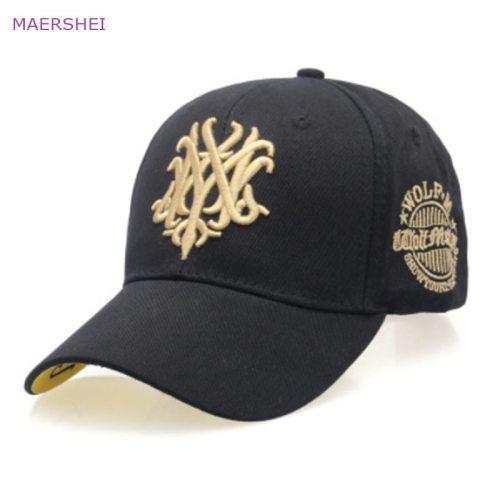 MAERSHEI Cap men summer outdoor sports Baseball Caps ladies visor duck sanpback Hip Hop Fitted Cap Hats For Men women